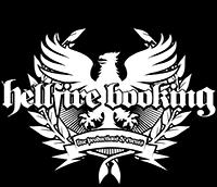 Hellfire Booking Agency Logo